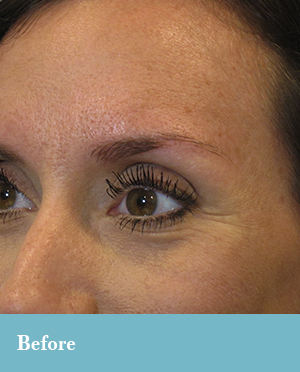 Eyebrow microblading in Lynchburg, VA.