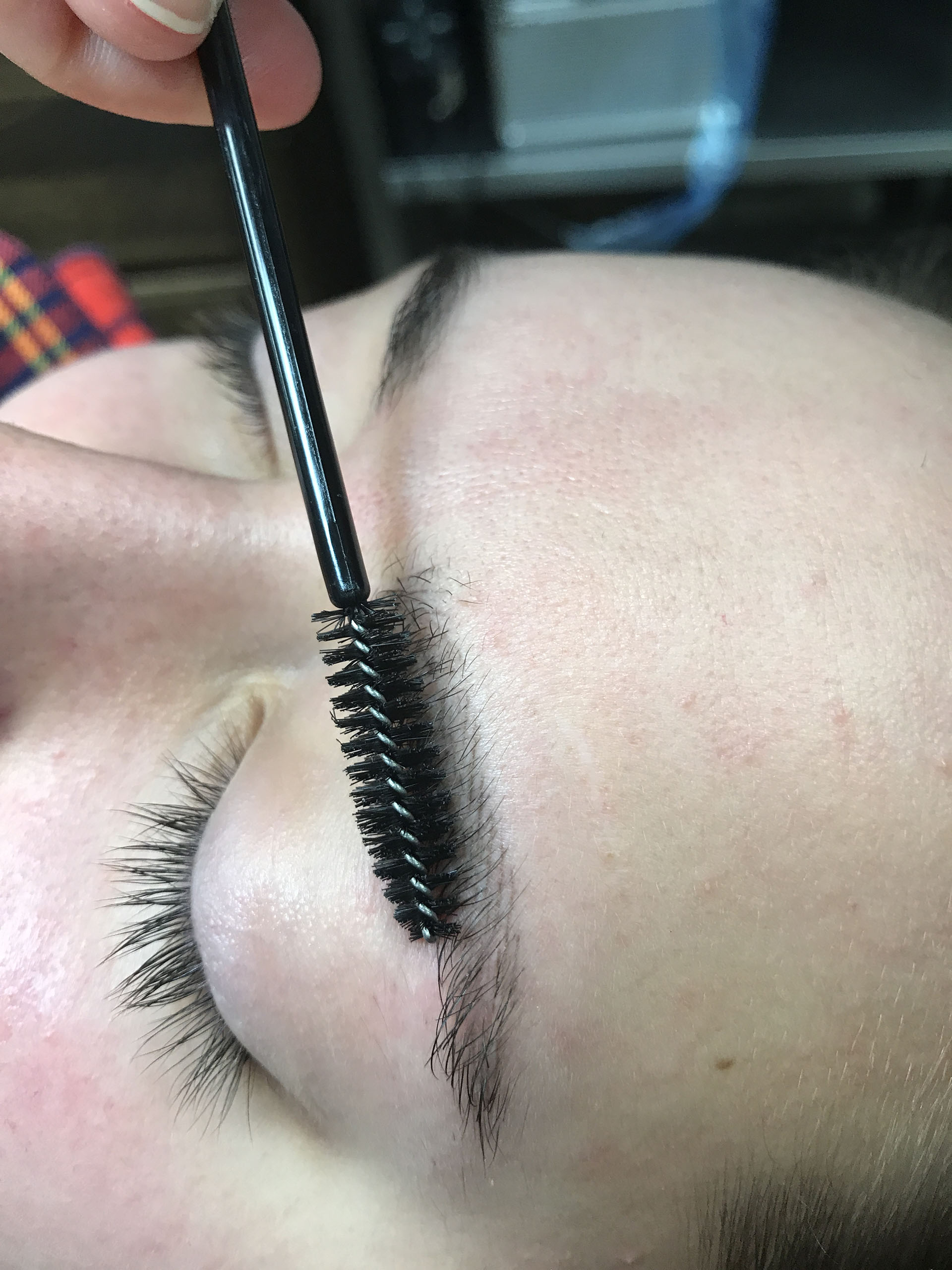Eyebrow tattooing Lynchburg, VA.